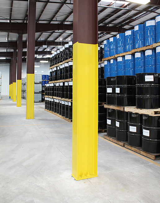Chemicals Warehousing